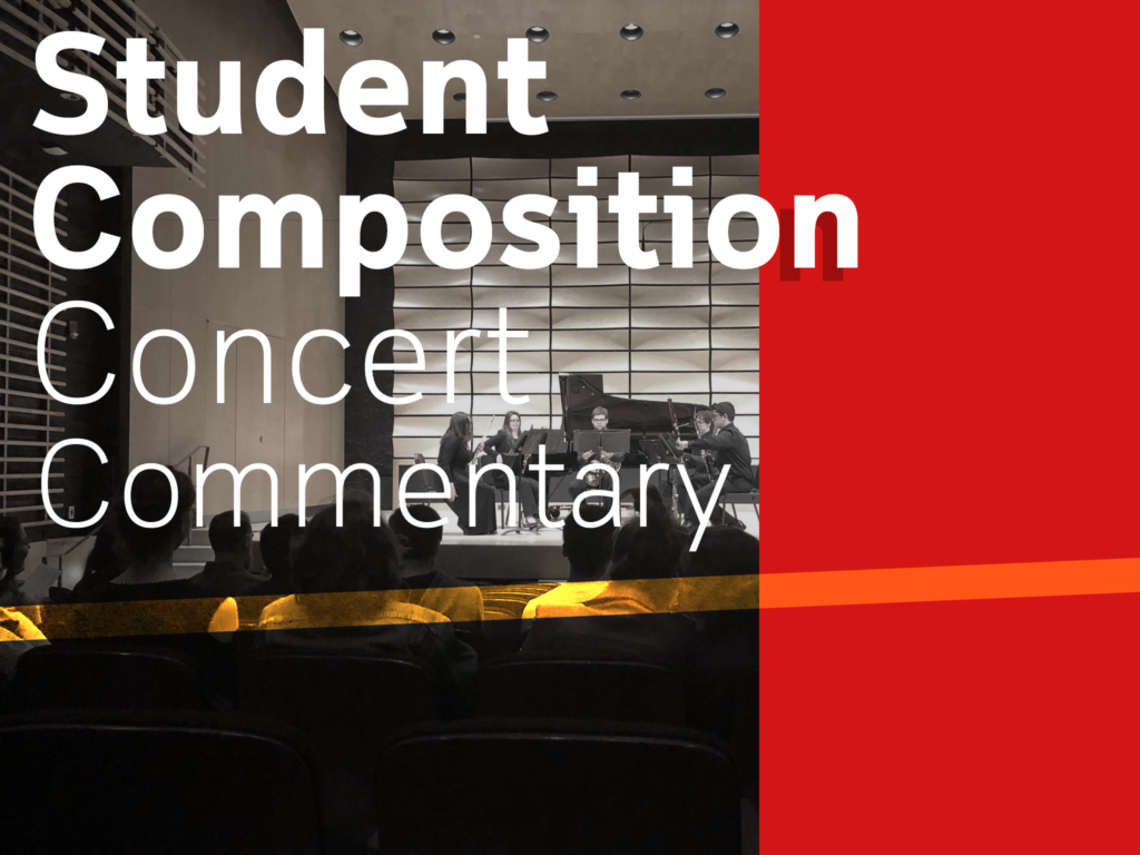 2019 Annual Student Composers Gala Commentary – VONYCO